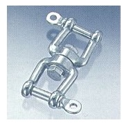 MIZUMOTO 水本機械【MM】 WS-19 ステンレス金具 ダブルシャックル