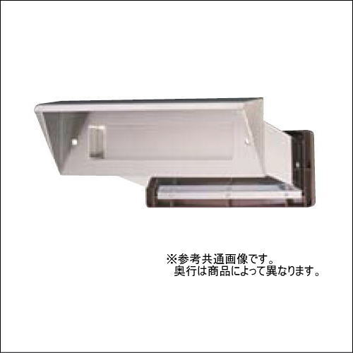 水上金属 ステンシュート No.24 内フタ付気密型 真壁用 ヘアーライン 壁厚調整範囲95~140