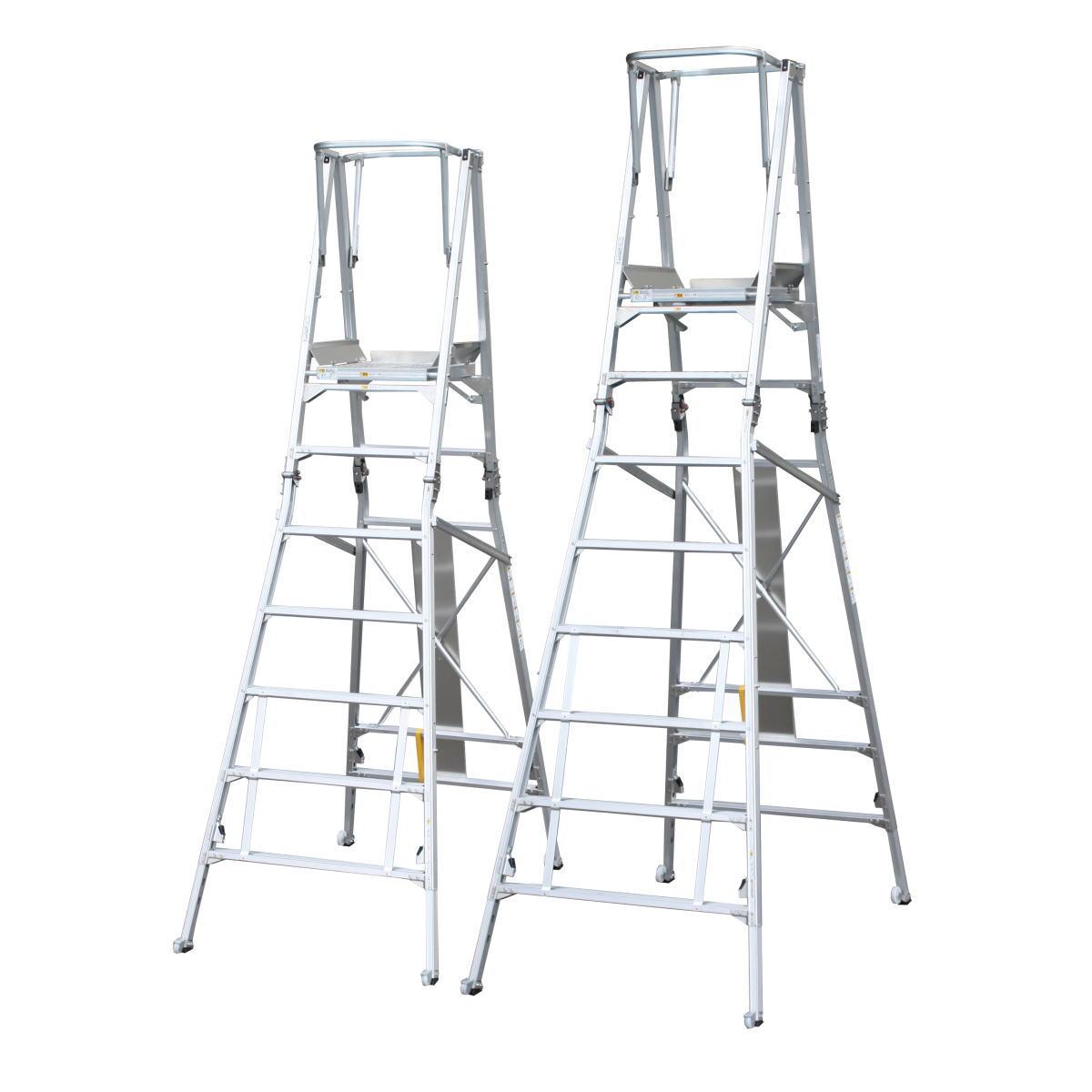 ナカオ CEH-270 コンスタワー 作業用踏台