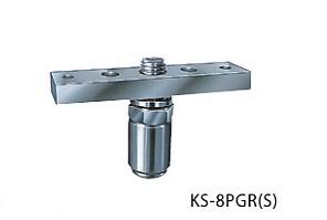 キョーワナスタ ドアハンガー部材 KS-8PGRS #8ステンレスガイドローラー+プレート