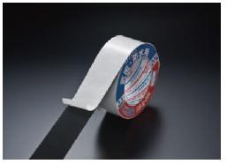 パイオラン 気密テープ KM-30-DBK 両面 黒 50mm 30710121 24個入