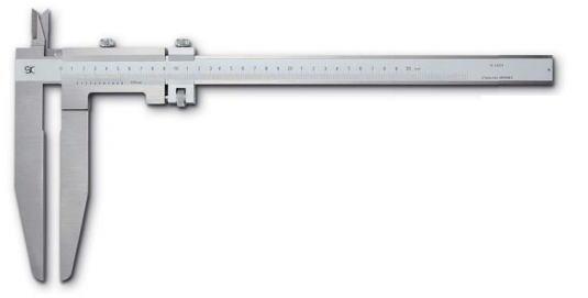新潟精機 SK 測定工具 LVC-30 151813 ロングジョウノギス