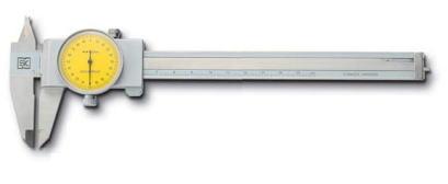 新潟精機 SK 測定工具 DVC-20 2 151352 ダイヤルノギス