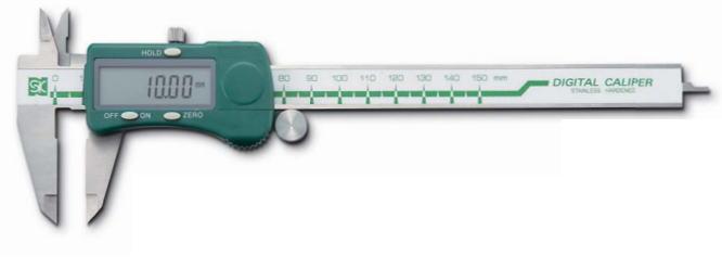 新潟精機 SK 測定工具 D-200W 151086 デジタルノギス 超硬チップ付