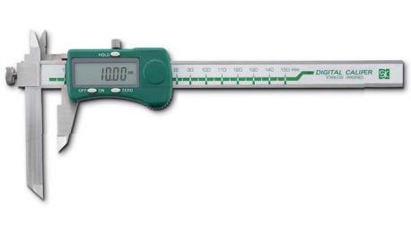 新潟精機 SK 測定工具 D-150F 151325 デジタルオフセットノギス