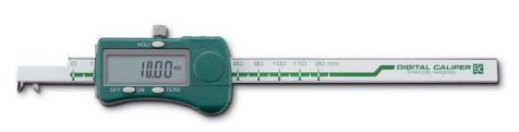 新潟精機 SK 測定工具 D-125H 151312 デジタルフックノギス
