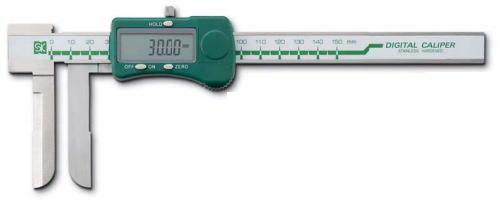 新潟精機 SK 測定工具 D-200IK 151346 デジタルインサイドノギス ナイフエッジ型