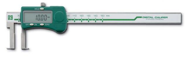新潟精機 SK 測定工具 D-150I 151340 デジタルインサイドノギス