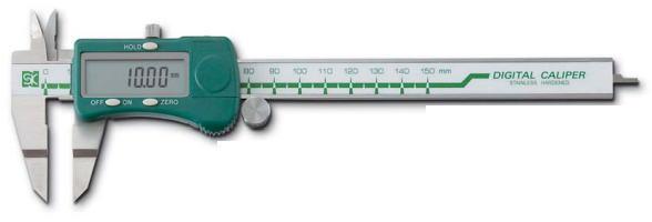 新潟精機 SK 測定工具 D-200B 151316 デジタルブレードノギス