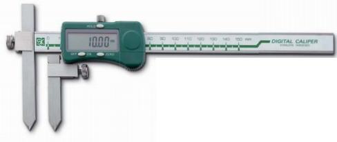 新潟精機 SK 測定工具 D-150A2 151081 穴ピッチ用デジタルノギス
