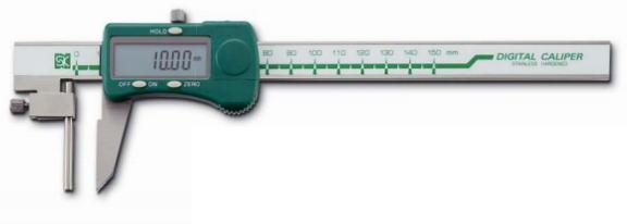 新潟精機 SK 測定工具 D-150T 151082 管用デジタルノギス