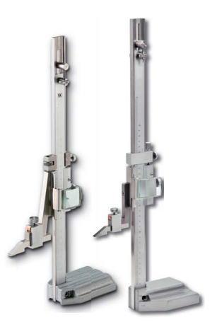 新潟精機 SK 測定工具 VHK-20 151272 標準ハイトゲージ