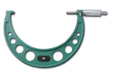 新潟精機 SK 測定工具 MC106-250 151404 標準外側マイクロメータ