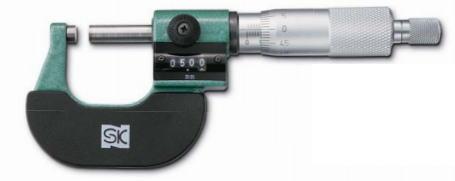新潟精機 SK 測定工具 MC122-50C 151392 カウントマイクロメータ
