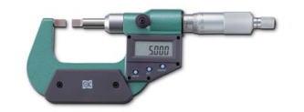 新潟精機 SK 測定工具 MCD235-25BAU 152133 デジタル直進式ブレードマイクロメータ