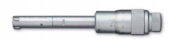 新潟精機 SK 測定工具 MC315-0810HT 152202 三点マイクロメータ