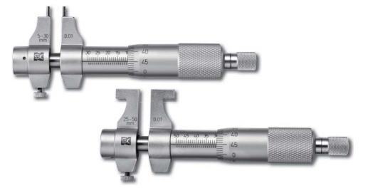 新潟精機 SK 測定工具 MC304-30I 151230 インサイドマイクロメータ