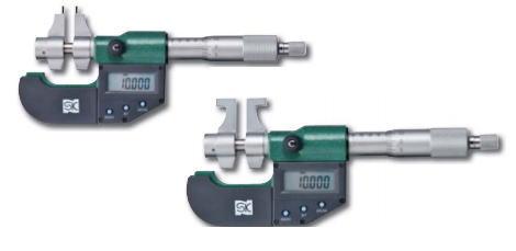 新潟精機 SK 測定工具 MCD334-30I 151235 デジタルインサイドマイクロメータ