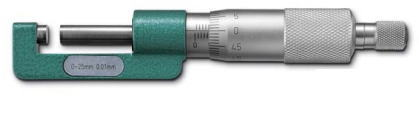 新潟精機 SK 測定工具 MC203-25H 151381 ハブマイクロメータ