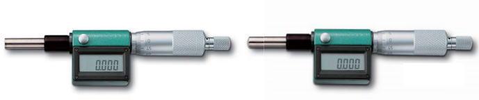 新潟精機 SK 測定工具 DMH-25S 151152 デジタルマイクロメータヘッド