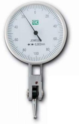 新潟精機 SK 測定工具 TI-2040 151691 ダイヤルインジケータ