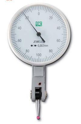 新潟精機 SK 測定工具 TI-2040R 151701 ダイヤルインジケータ