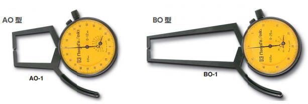 新潟精機 SK 測定工具 BO-1 151571 ダイヤルキャリパゲージ(外側)