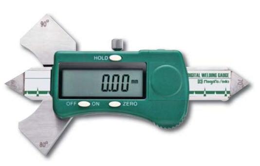 新潟精機 SK 測定工具 DWG-20G 007526 デジタル溶接ゲージ