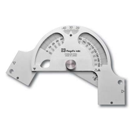 新潟精機 SK 測定工具 AP-130 007519 アングルプロトラクタ