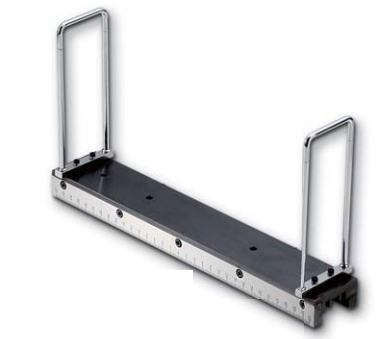 新潟精機 SK 測定工具 LP-300 010021 レベルニック用測定ピッチ可変ベース ※