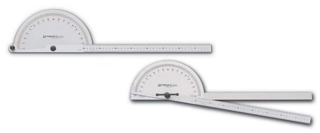 新潟精機 SK 測定工具 PRT-400Sプロトラクタ 008400 プロトラクタ