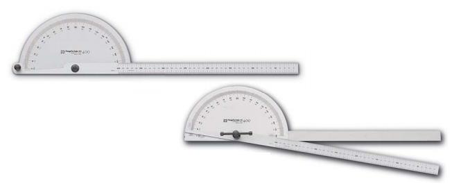新潟精機 SK 測定工具 PRT-400SWプロトラクタ 008402 プロトラクタ