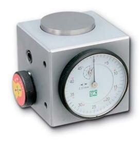 新潟精機 SK 測定工具 DTP-50M 013207 ダイヤル式ツールポイント