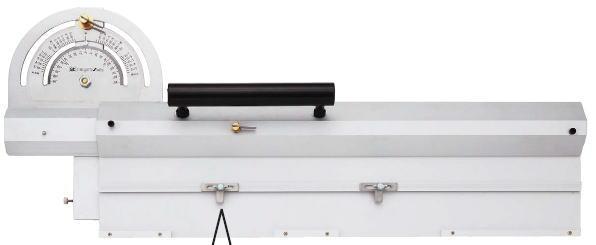 新潟精機 SK 一般測定工具 SCS-1000 スライド丸のこカッタ定規