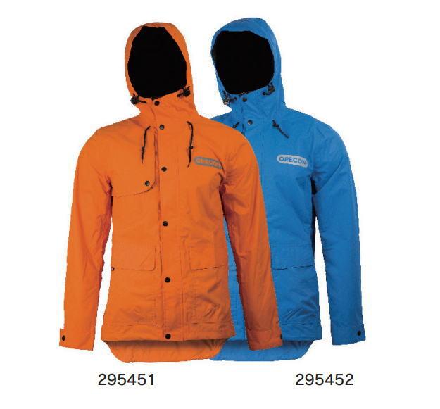 オレゴン レインジャケット ブルー 295452 S/M/L/XLサイズ
