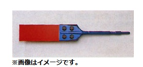 RAKUDA ラクダ 10037 先端工具 電動ハンマー用スクレッパN型 17H×380mm