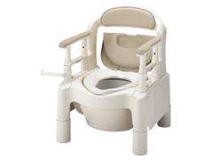 アロン化成 安寿 ポータブルトイレ FX-CP