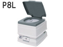 イーストアイ ポータブル水洗トイレ P8L  8Lタンク 約20回使用可能! ポータブルトイレ