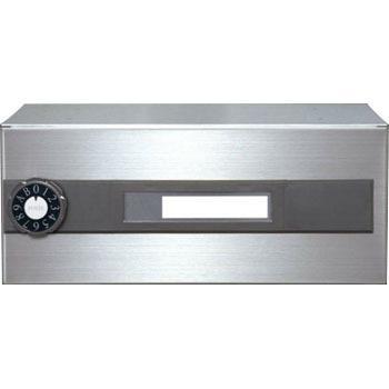 リンタツ(メーカー直送品) D-705JL 集合ポスト 壁貫通型 ラージダイヤル錠