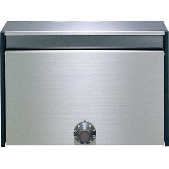 リンタツ(メーカー直送品) B-2RD 集合ポスト 壁付・壁埋込型 樹脂ダイヤル錠