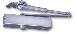 リョービ S-202P シルバー 取替用ドアクローザー 玄関・勝手口ドア用ドアクローザー