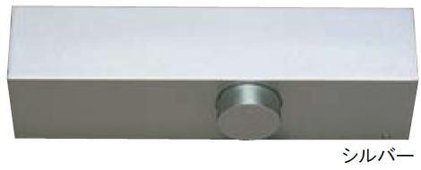 リョービ SK1002PD シルバー ストップ付(外装式)段付アーム パラレル型D型ブラケット ドアクローザー