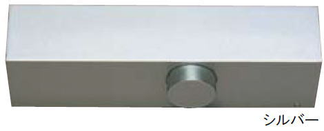 リョービ B1004PAT バックチェック付 エアタイトドア用 ドアクローザー