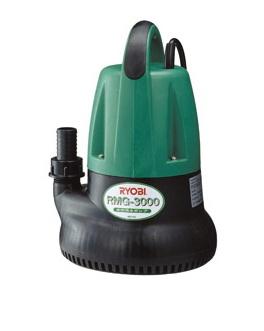 RYOBI リョービ RMG-3000 水中汚水ポンプ 50Hz/60Hz