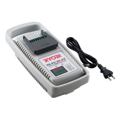 リョービ 6406081 充電器 リチウムイオン専用 UBC-2800L 25.2V 充電刈払機・芝刈機用