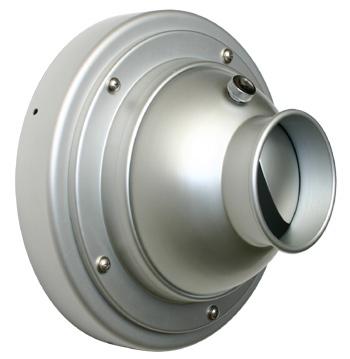 西邦工業 SEIHO PK14RJ 空調用吹出口 スパイラルダクト接続用パンカールーバー