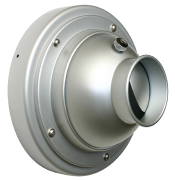 西邦工業 SEIHO PK18RJ 空調用吹出口 スパイラルダクト接続用パンカールーバー