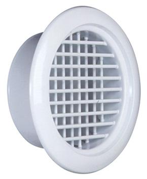 西邦工業 SEIHO RHV16 空調用吹出口 アルミニウム製ラウンドレジスター