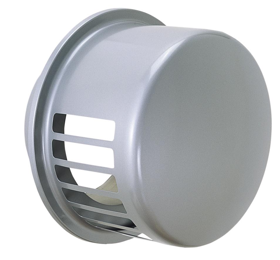 西邦工業 SEIHO RCA175S 外壁用ステンレス製換気口 (レインキャップ) キャップ型 防風雨板無し