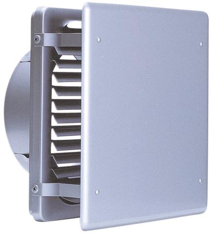 西邦工業 SEIHO KXB250S 外壁用ステンレス製換気口 (フラットカバー付換気口) 角ガラリ型 フラットカバー付 低圧損